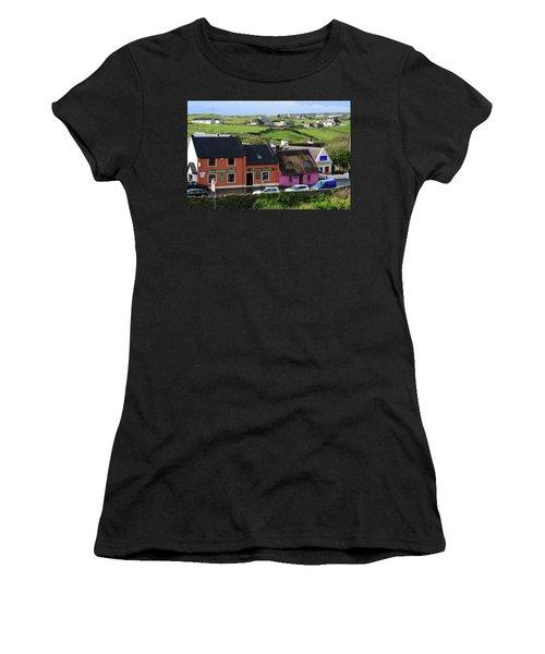 Doolin Village County Clare Women's T-Shirt