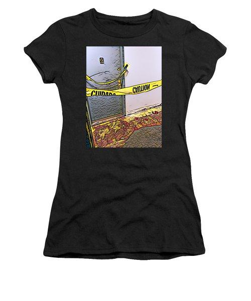 Door Of Perception Women's T-Shirt