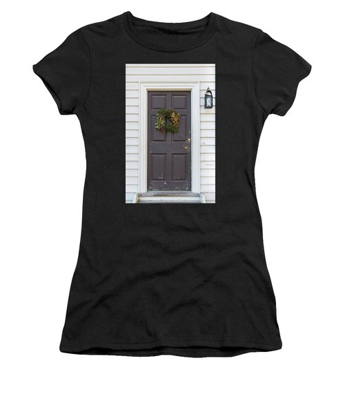 Doors Of Williamsburg 86 Women's T-Shirt