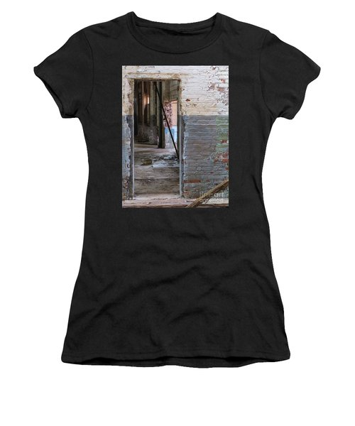 Doorway Women's T-Shirt (Athletic Fit)