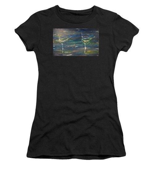 Double Arabesque Women's T-Shirt