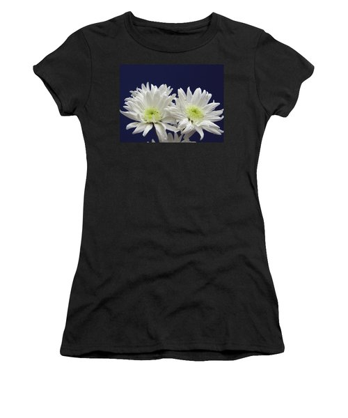 Double Dahlia Women's T-Shirt