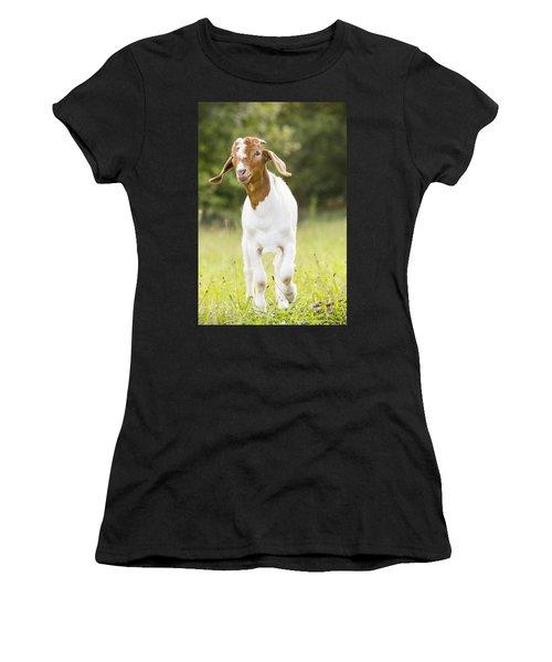 Dougie The Goat Women's T-Shirt