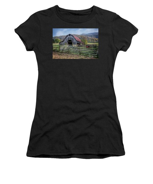 Down In The Valley Women's T-Shirt