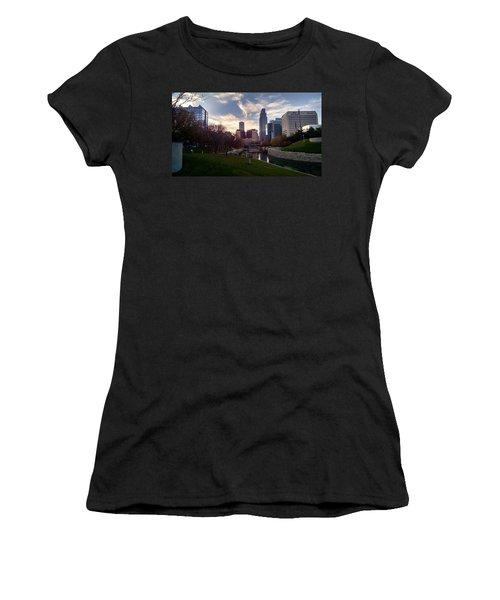Downtown Omaha Women's T-Shirt