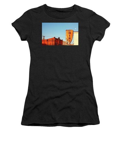 Downtown White Sulphur Springs Women's T-Shirt