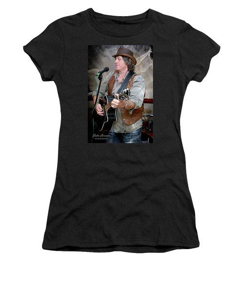 Dr. Phil Women's T-Shirt (Junior Cut) by John Loreaux