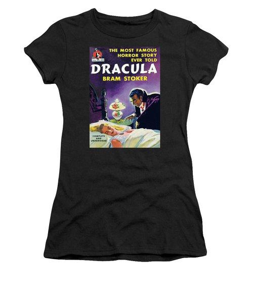 Dracula Women's T-Shirt (Athletic Fit)