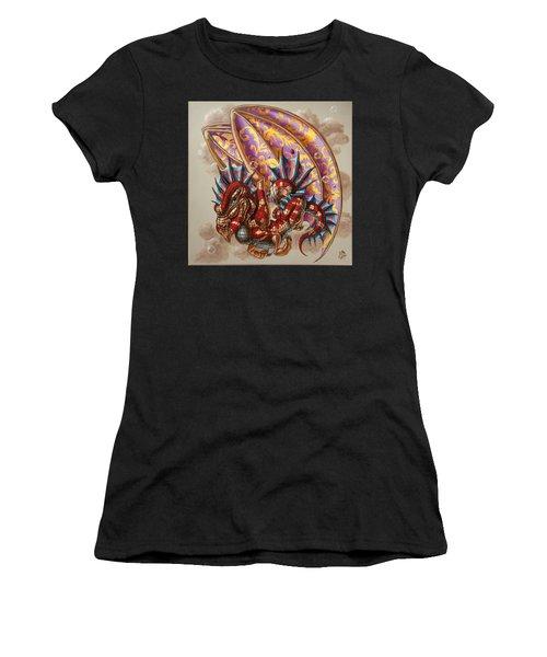 Dragon And A Ladybird Women's T-Shirt