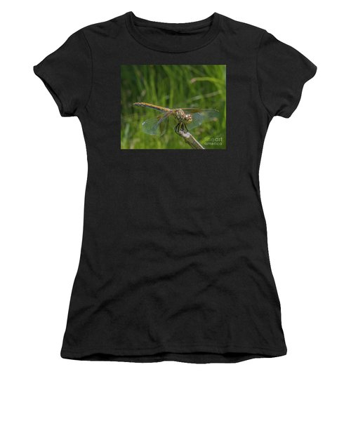 Dragonfly 7 Women's T-Shirt (Athletic Fit)