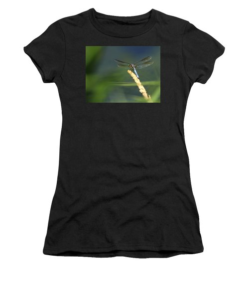 Dragonfly New York Women's T-Shirt (Athletic Fit)