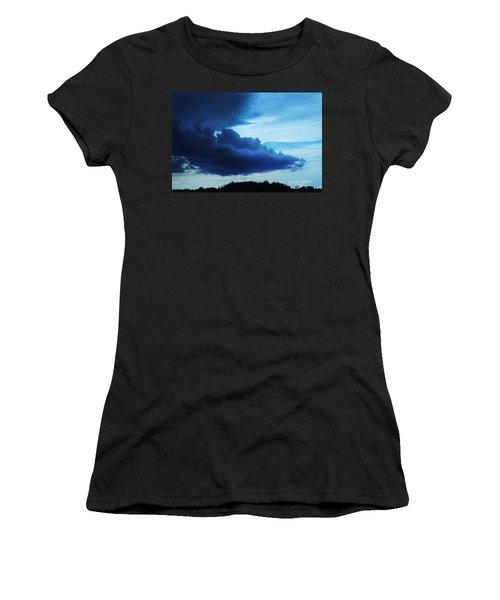 Dramatic Clouds Women's T-Shirt