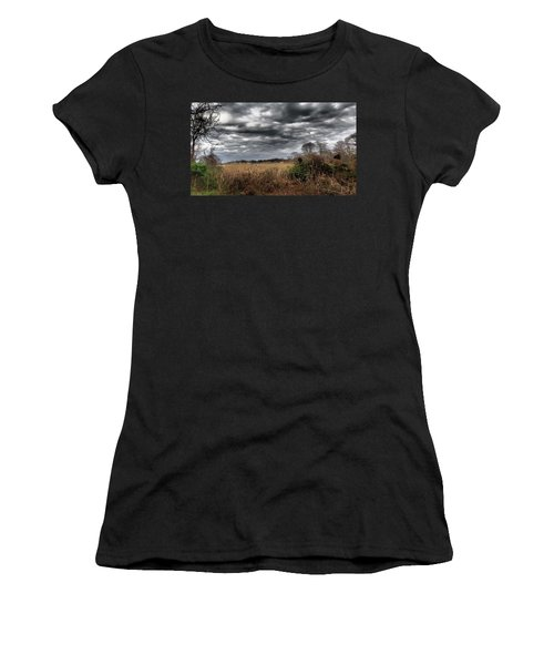 Dramatic Landscape Women's T-Shirt