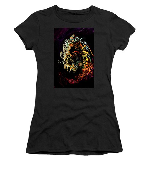Dramatic Women's T-Shirt (Athletic Fit)