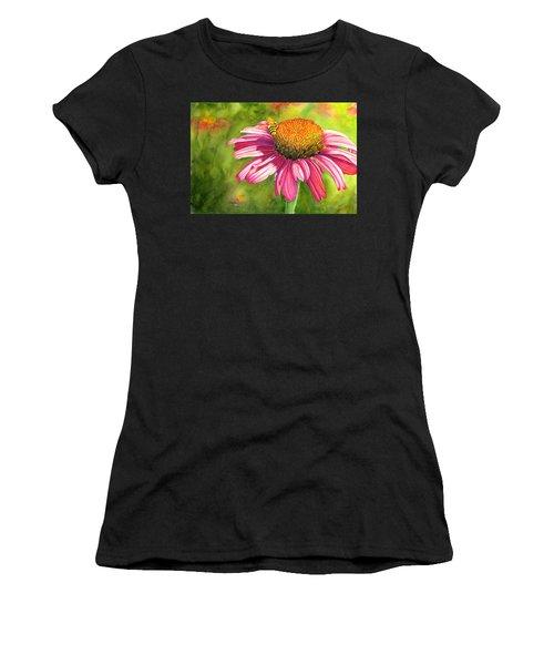 Drawn In Women's T-Shirt