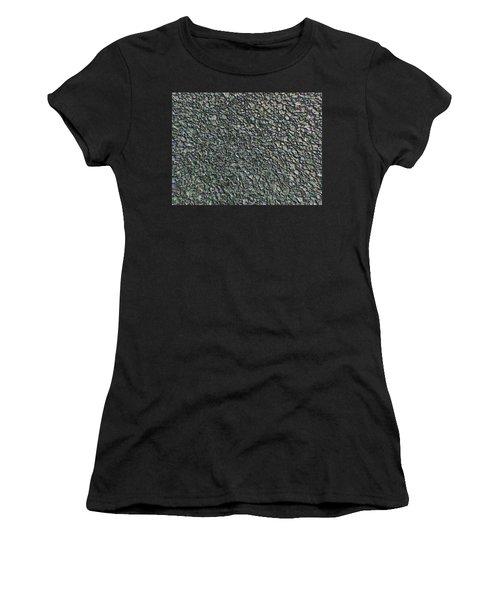 Drawn Pebbles Women's T-Shirt