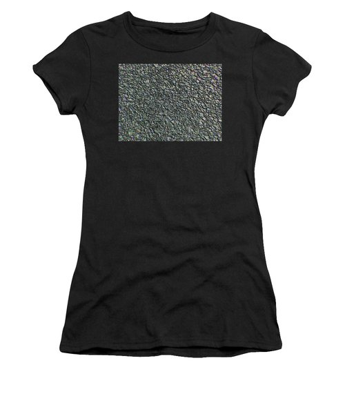 Drawn Pebbles Women's T-Shirt
