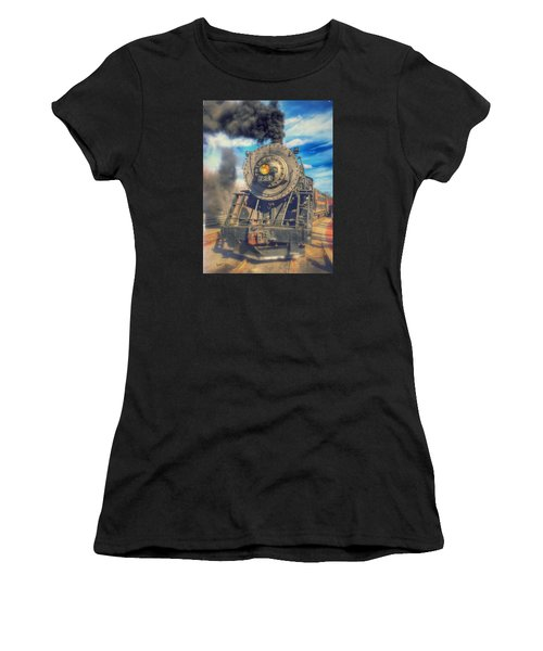 Dream Engine Women's T-Shirt (Athletic Fit)