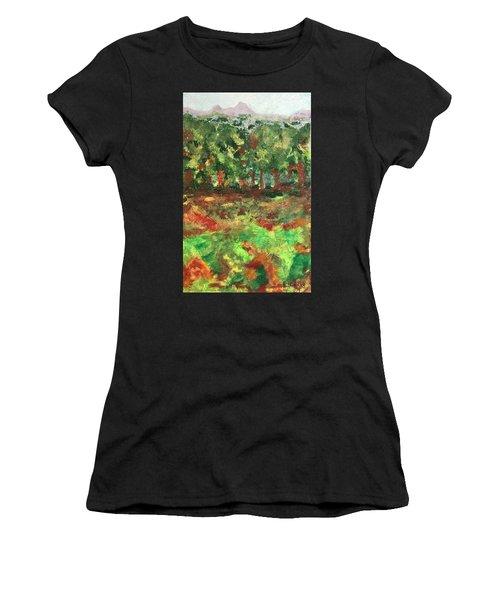 Dream In Green Women's T-Shirt