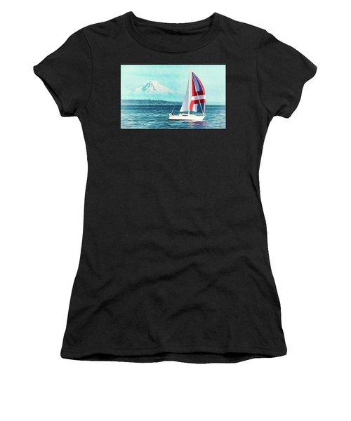 Dream Of Sailing Women's T-Shirt