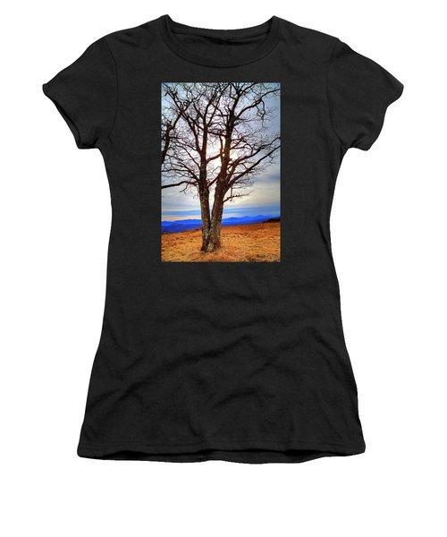 Dreamcatcher Women's T-Shirt (Junior Cut) by Dale R Carlson