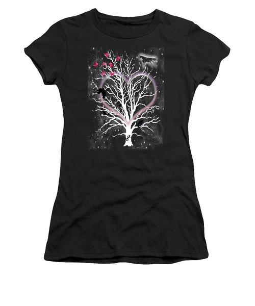 Dreamcatcher Tree Women's T-Shirt
