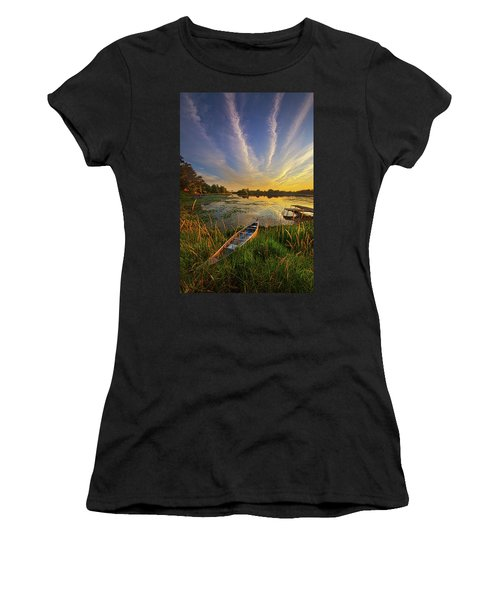 Dreams Of Dusk Women's T-Shirt