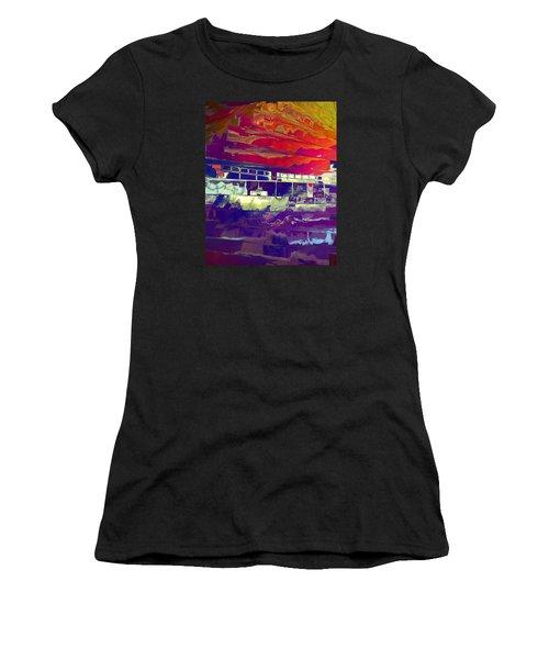 Dreamship Women's T-Shirt (Junior Cut) by Alika Kumar