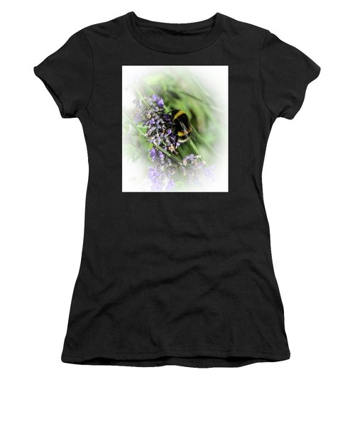 Dreamy Bumble Bee Women's T-Shirt