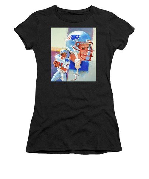 Drew Bledsoe Women's T-Shirt
