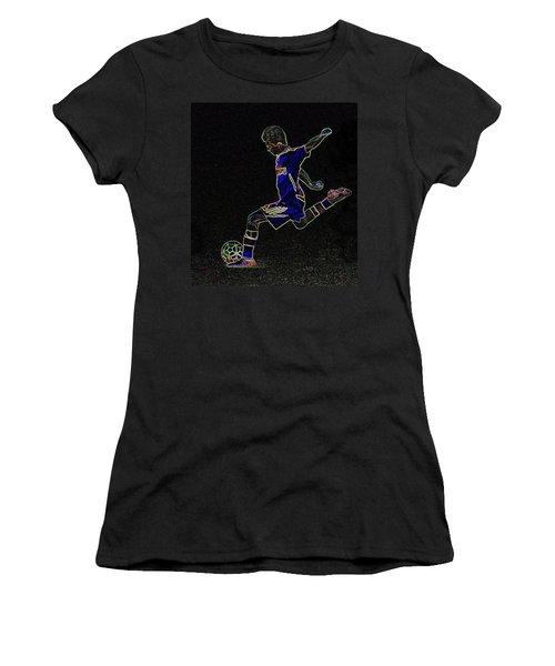 Dribbling Women's T-Shirt