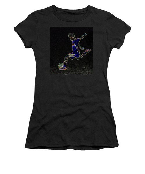 Dribbling Women's T-Shirt
