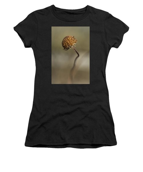 Dried Flower Close-up Women's T-Shirt (Athletic Fit)
