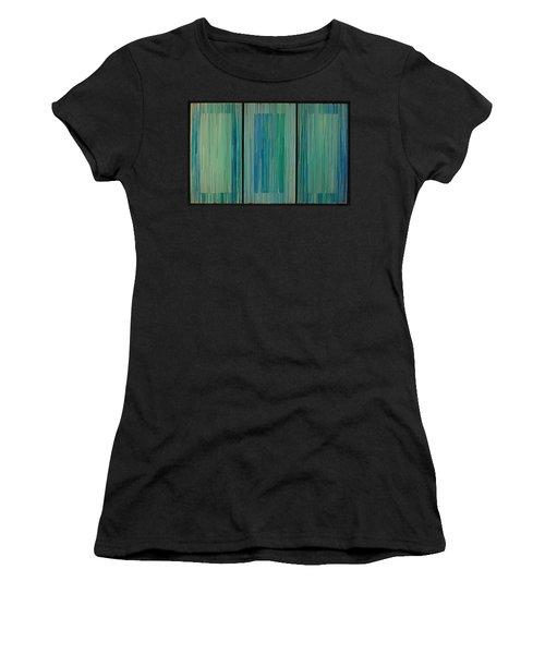 Drippings Triptych Women's T-Shirt