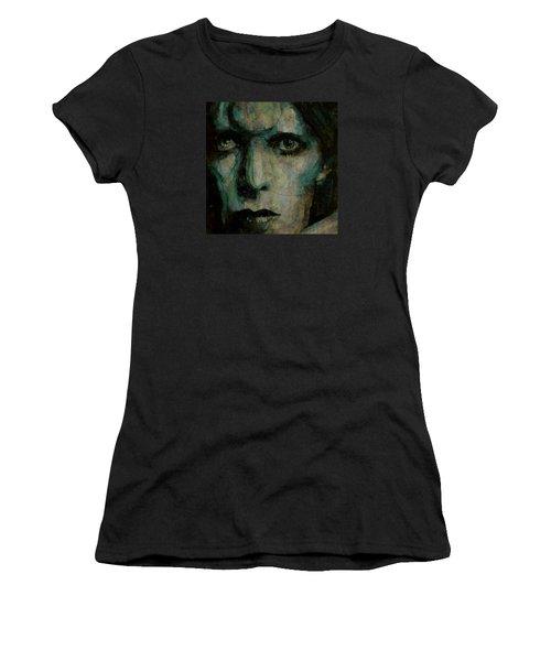 Drive In Saturday@ 2 Women's T-Shirt (Junior Cut) by Paul Lovering