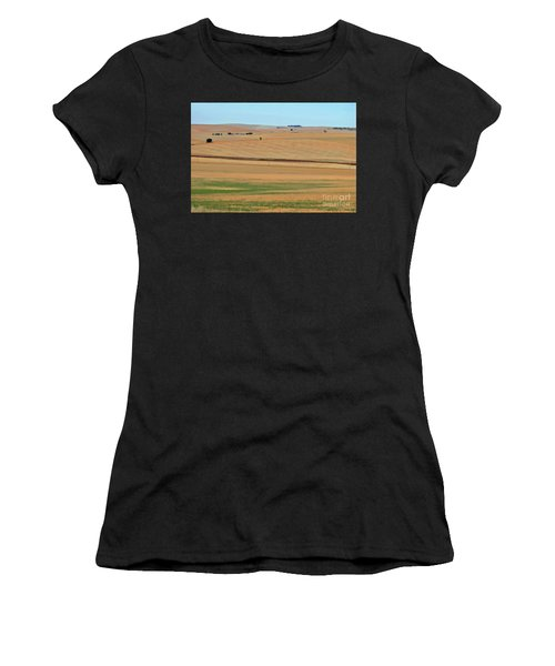 Drought-stricken South African Farmlands - 2 Of 3  Women's T-Shirt (Athletic Fit)
