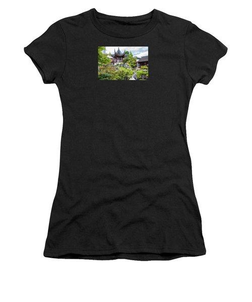 Dr. Sun Yat Sen Classical Chinese Garden, Vancouver Women's T-Shirt