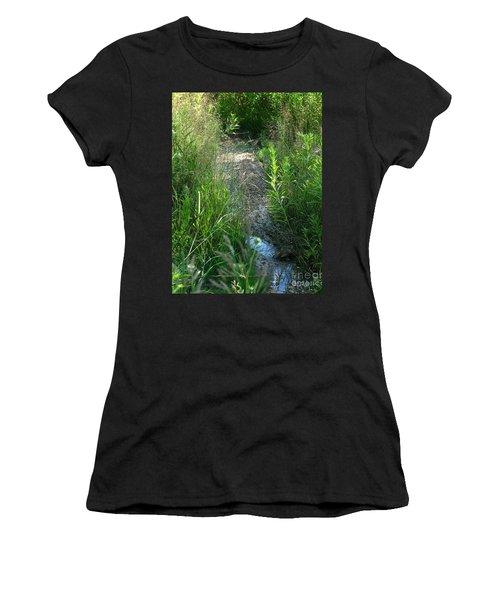 Dry Patch  Women's T-Shirt