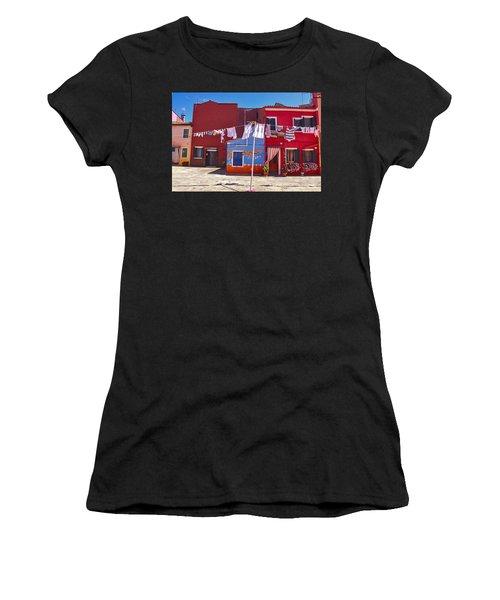 Drying Time Women's T-Shirt