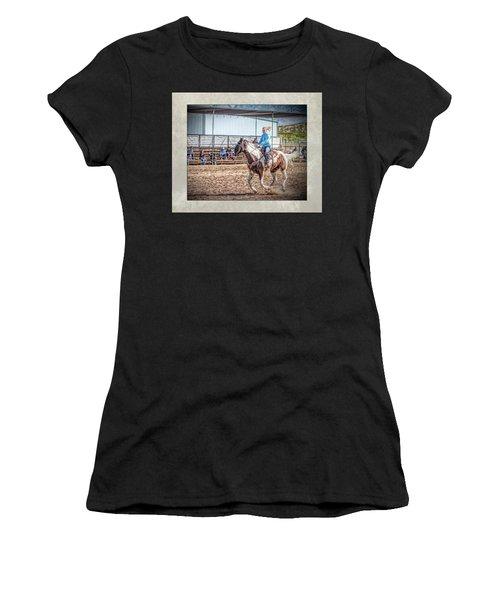 Dsc_7541_b1 Women's T-Shirt (Athletic Fit)