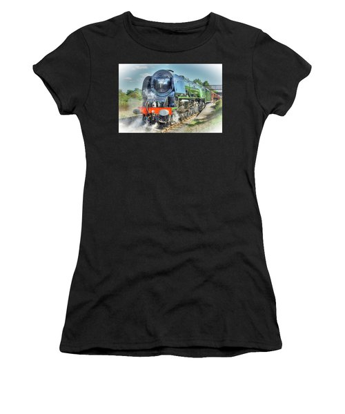 Duchess At Butterley Station Women's T-Shirt