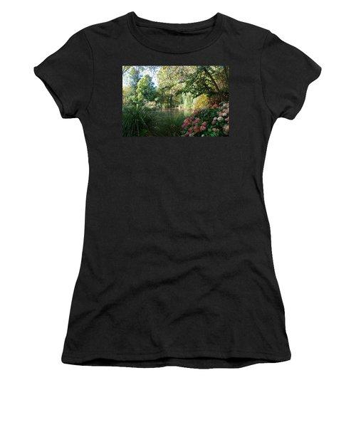 Duck Haven Women's T-Shirt (Athletic Fit)