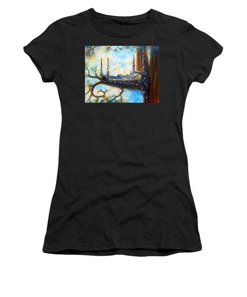 Duermase Women's T-Shirt (Athletic Fit)