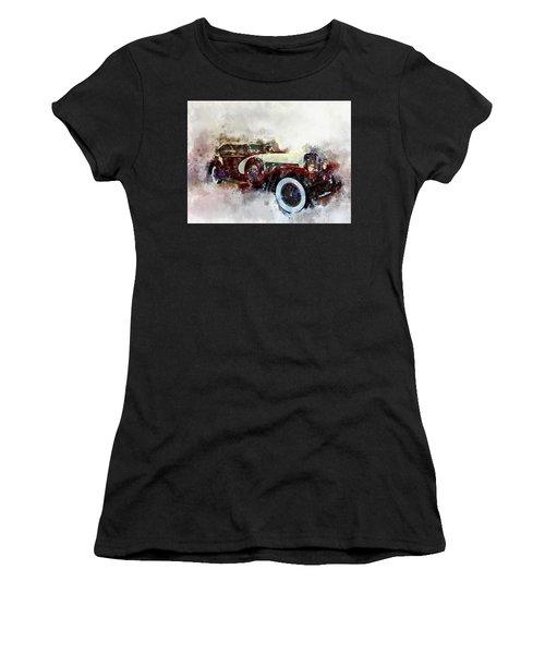 Duesenberg Watercolor Women's T-Shirt
