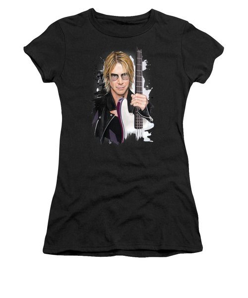 Duff Mckagan Women's T-Shirt