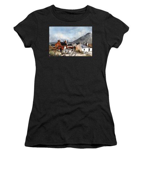 F 701  Dugort Clachan Achill Mayo Women's T-Shirt
