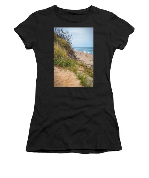 Women's T-Shirt featuring the photograph Dune by Kendall McKernon
