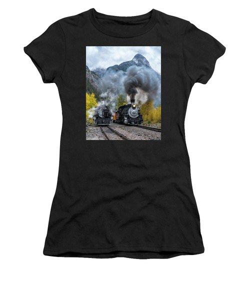 Durango Silverton Train Women's T-Shirt