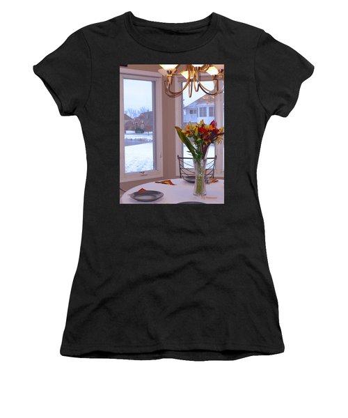 Dusk Dining View Women's T-Shirt