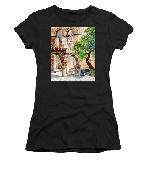 Dust And Stone. Women's T-Shirt